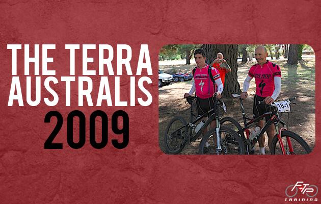 The Terra Australis 2009