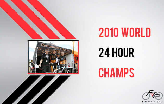 2010 World 24 Hour Champs